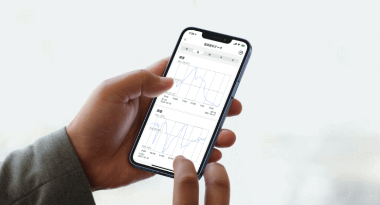SwitchBot-Meter-Smart-Phone